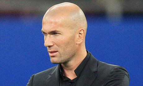 """Zidane: """"Quiero llegar a ser seleccionador de Francia"""""""