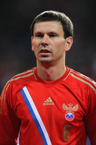 Zyryanov anuncia su retirada de la selección