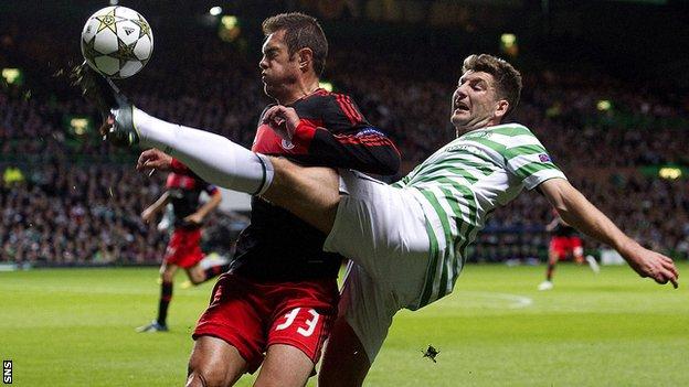 Empate agridulce en Celtic Park