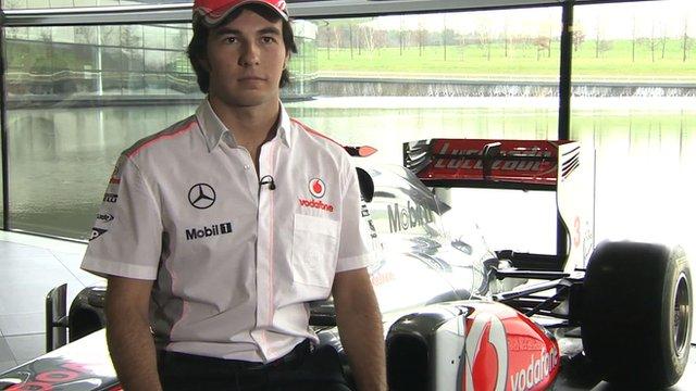 """Desempenho da McLaren frusta Pérez: """"Estamos muito longe das vitórias"""""""