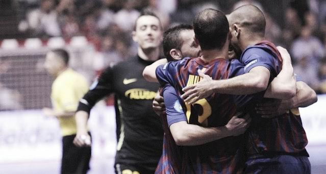 El camino del FC Barcelona Alusport hasta la final