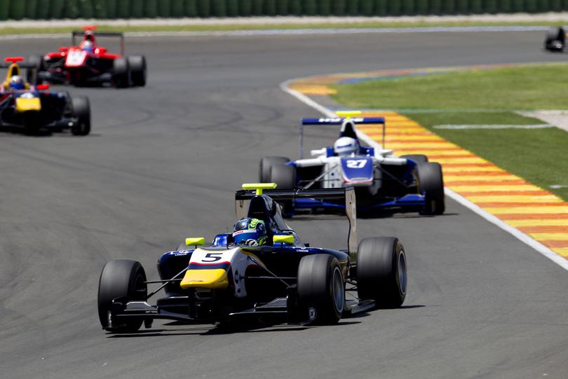 GP3 – Valence C2 : Visoiu savoure sa victoire
