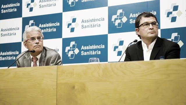Muniesa podría volver a jugar en febrero y Fontàs y Thiago están cerca de recibir el alta