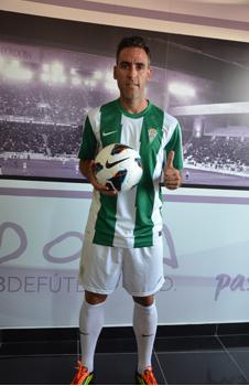 Abel Gómez se convierte en nuevo jugador del Córdoba CF