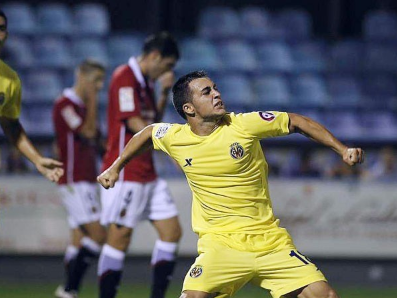 Joselu, primer refuerzo blanquiverde para la temporada 2012/2013