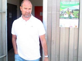 Rafa Berges, nuevo entrenador del Córdoba CF