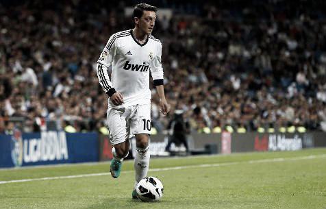 Real Madrid 2012/13: Özil