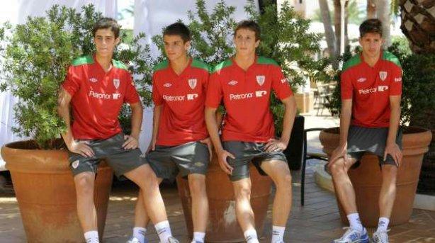 Arrizabalaga, Etxeberria y Undabarrena trabajarán en pretemporada con el primer equipo