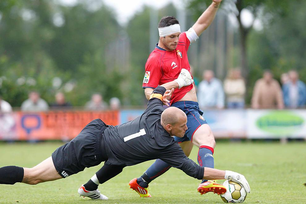 Osasuna empata ante el FC Groningen