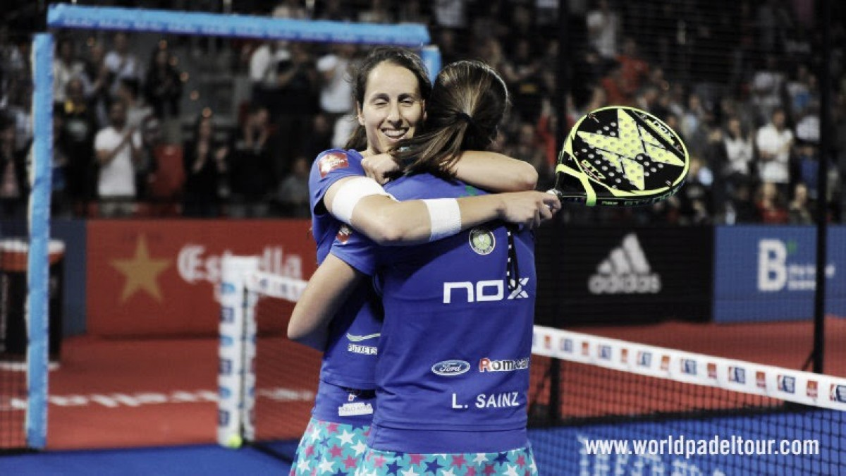 Gemma y Lucía reinas en Zaragoza