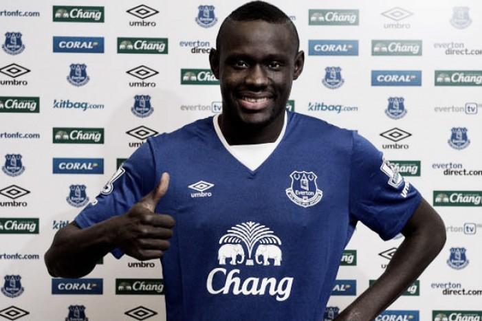 Everton sign Lokomotiv Moscow striker Oumar Niasse