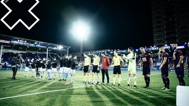 Resumen SD Eibar 1-0 Celta de Vigo en la Liga Santander 2019