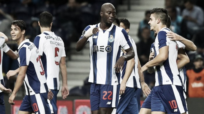 Liga NOS: FC Porto apanha susto, mas vencem Marítimo
