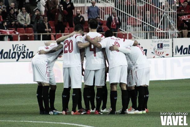 Puntuaciones Sevilla FC - Atlético de Madrid: jornada 25 de la Liga BBVA