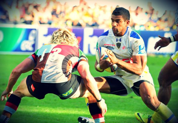 Live Harlequins - Clermont, le match en direct