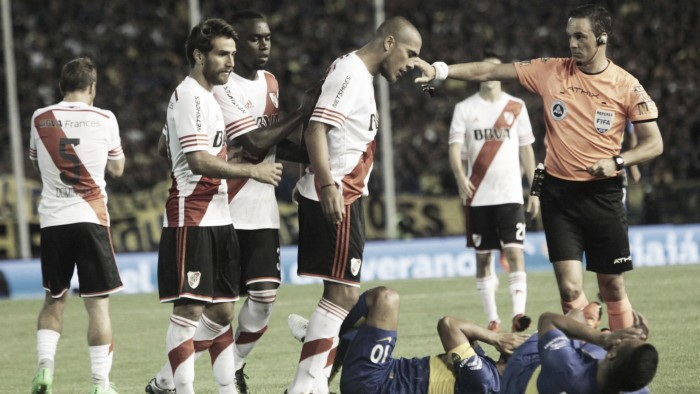 """Maidana: """"Le podemos pelear el campeonato a Boca"""""""
