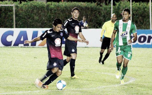 Em virada histórica, Bahia vence o Conquista e se reabilita na Copa do Nordeste