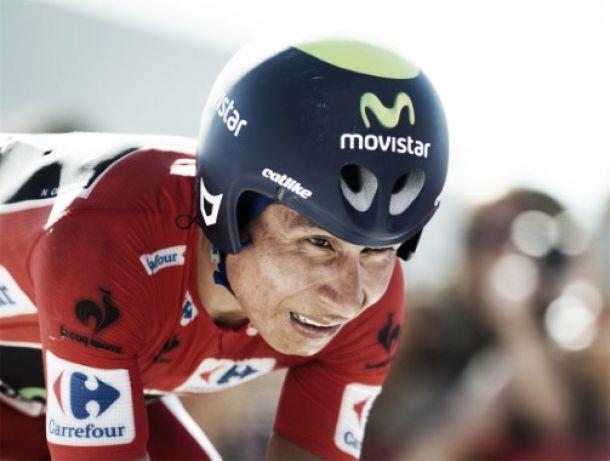 Vuelta 2014 : Quintana contraint à l'abandon
