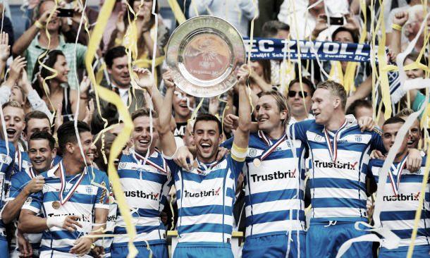 Groningen-Zwolle, caccia alla coppa democratica