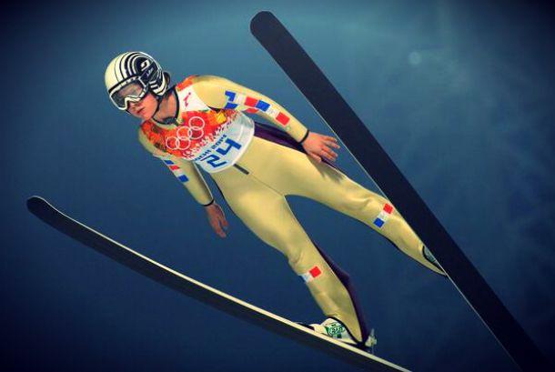 Saut à ski : Mattel prend le bronze