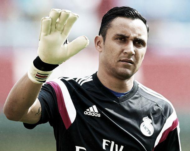 Navas seeking new Madrid deal