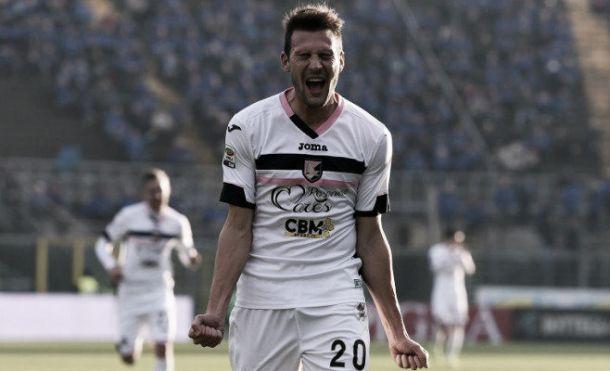 Un buon Palermo supera di misura il Cagliari: 1-0