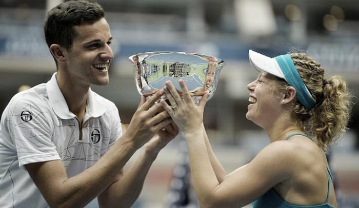 US Open: Siegemund y Pavic campeones en dobles mixtos