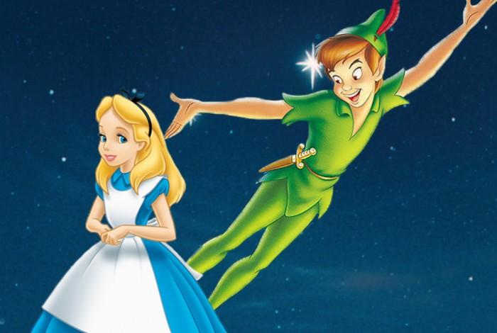 'Come Away', la precuela de Peter Pan y Alicia