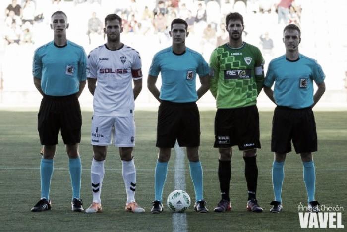 El partido contra el Sestao River se jugará el domingo 2 de octubre a partir de las 18:00 horas