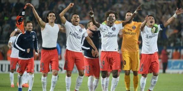 Paris est Champion !
