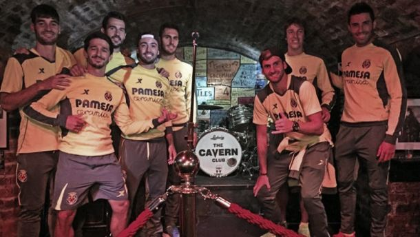 The Cavern Club, el origen del grupo de 'Yellow Submarine'