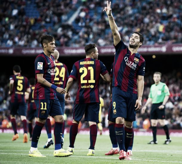 Barcelona vs Getafe: Catalans look to keep pace in La Liga with a win