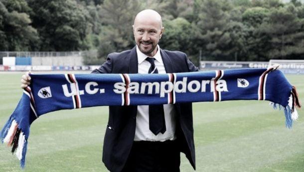 """Sampdoria, Zenga chiude la porta a Cassano: """"E' giusto che ognuno segua la sua strada"""""""