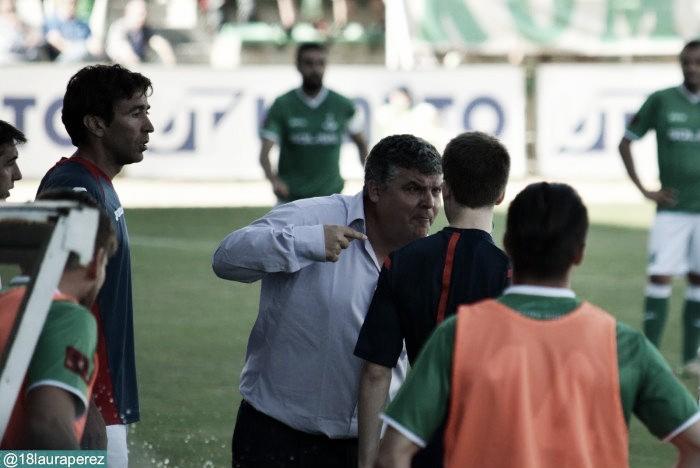 """Onésimo: """"El empate es justo"""""""