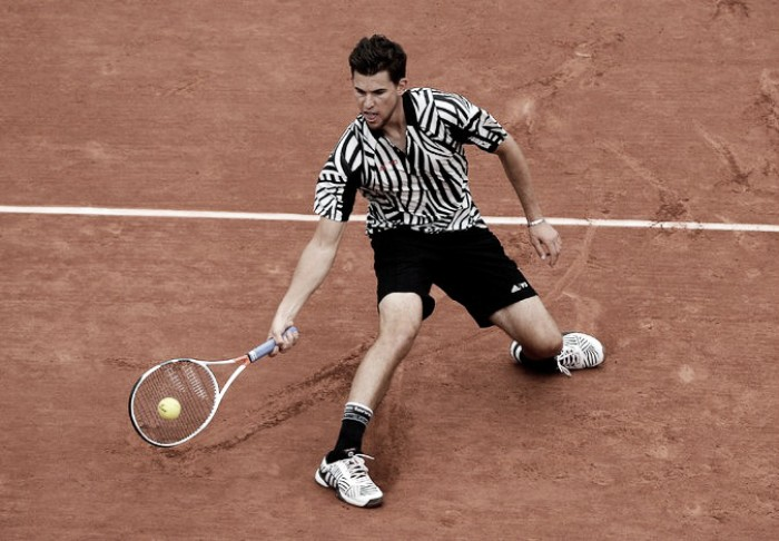 Thiem continues to show why he's destined to be world's best