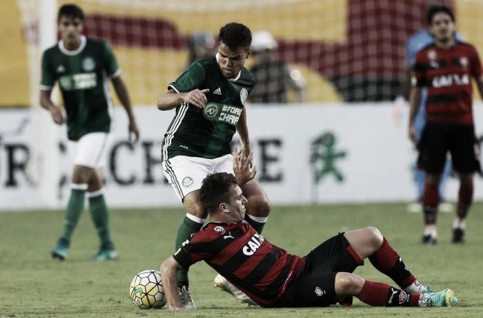 Sport contrata volante Rodrigo por empréstimo junto ao Palmeiras