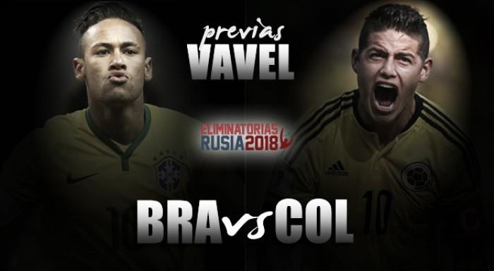 Previa Brasil vs Colombia: Los dirigidos por José Pékerman quieren escribir un nuevo capitulo en la historia de fútbol nacional