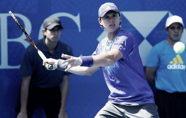 González no pudo superar la fase clasificatoria de Roland Garros