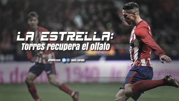 La Estrella: Fernando Torres recuperó el olfato goleador