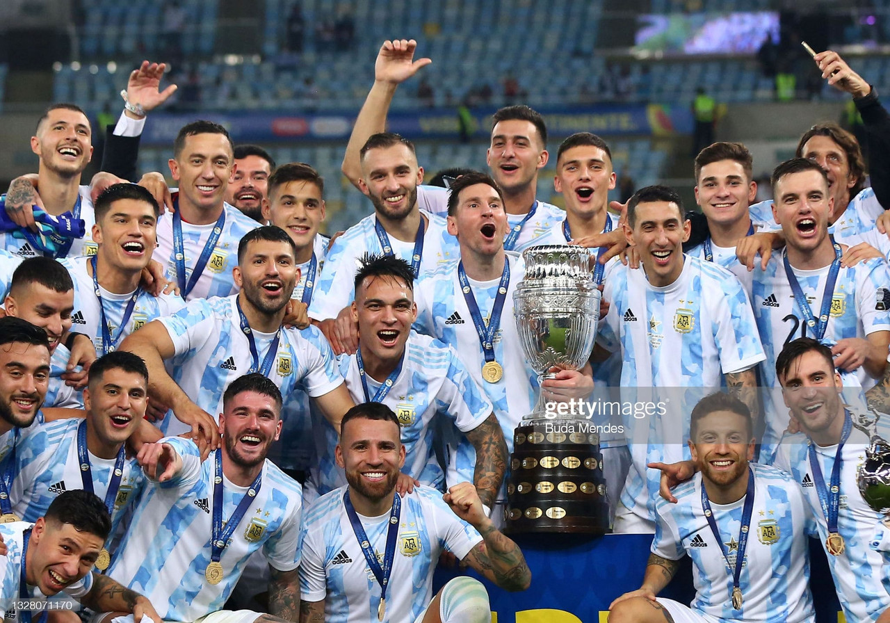 Argentina 1-0 Brazil: Argentina end 28-year run to win the 2021 Copa America
