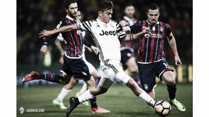 Previa Juventus - Crotone: no hay triplete sin doblete