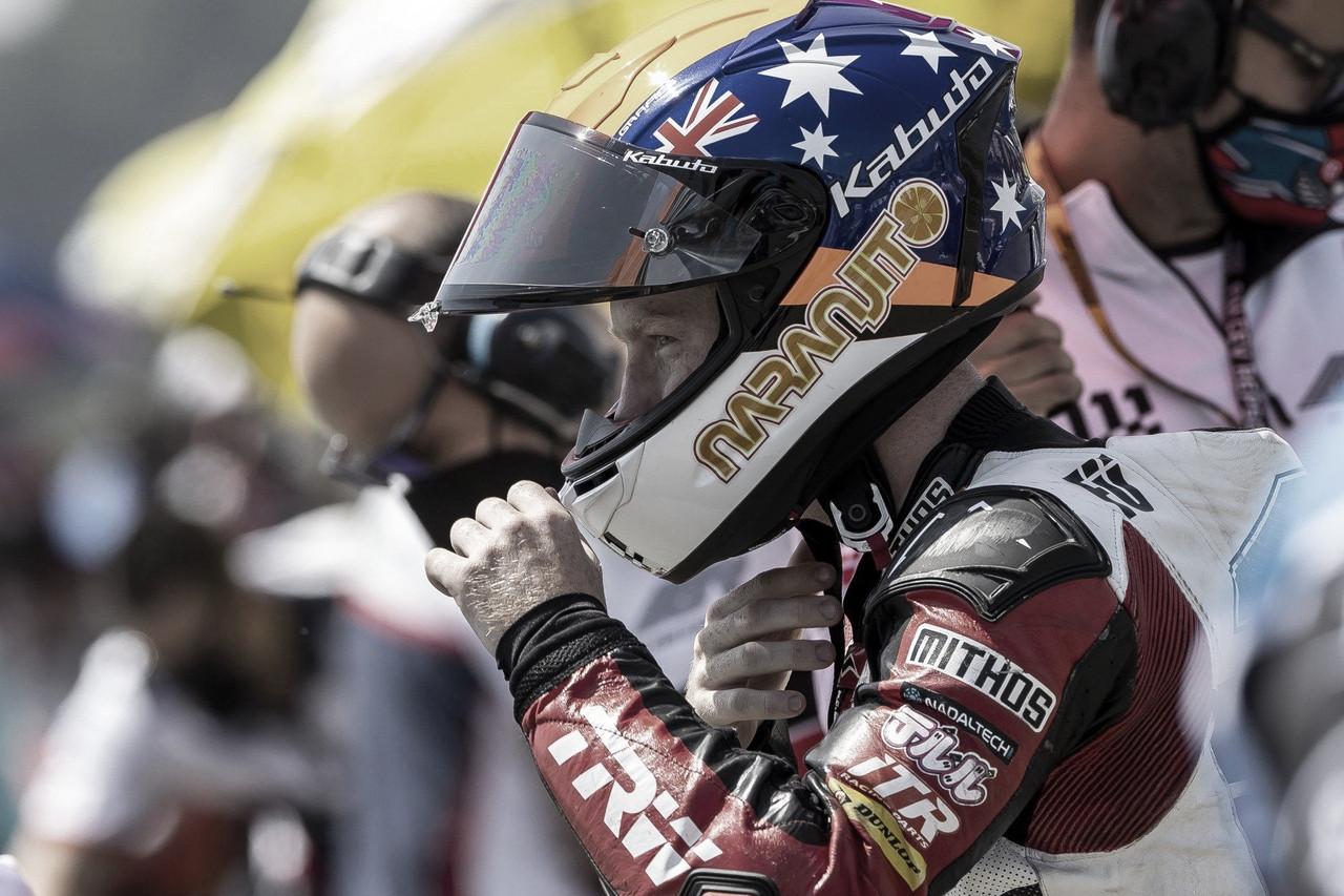 Joel Kelso será el sustituto de Kofler en Sachsenring y Assen