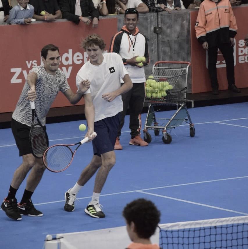 El sueño blanco con Roger Federer continúa vivo en Colombia