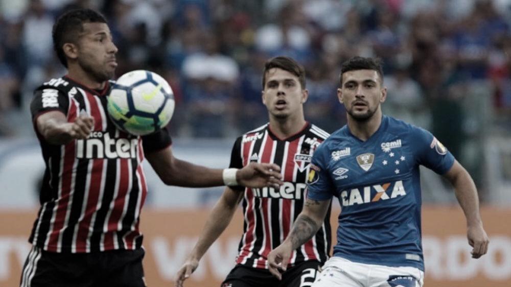 São Paulo tenta voltar ao G-4 diante do relaxado Cruzeiro