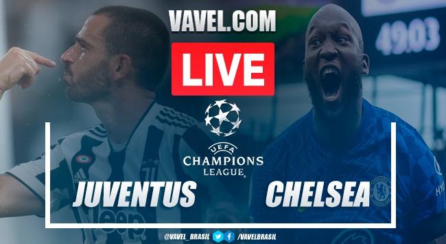 Gol e melhores momentos Juventus x Chelsea AO VIVO pela Champions League (1-0)