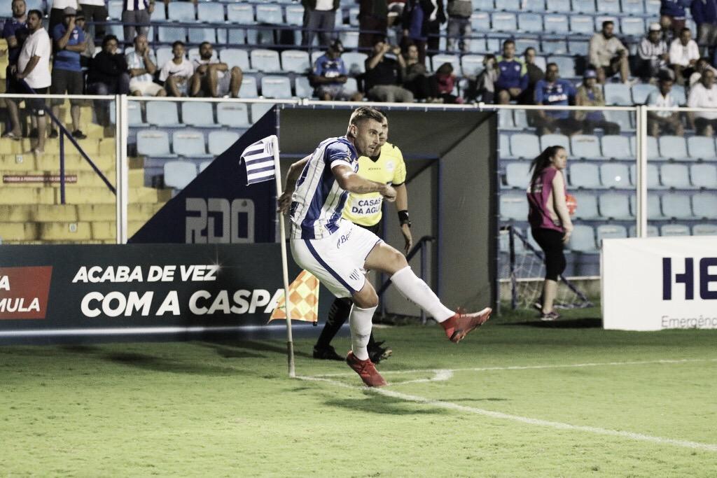 Resultado Avaí x Tubarão pelo Campeonato Catarinense (2-0)