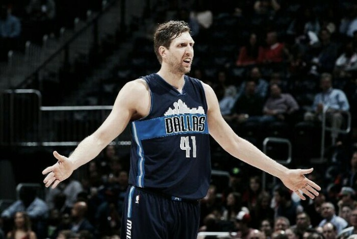 """Dirk Nowitzki: """"Estoy feliz de poder acabar mi carrera aquí en Dallas"""""""