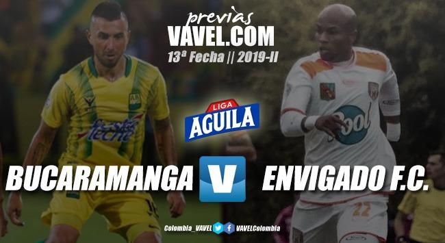 Previa Atlético Bucaramanga vs. Envigado: tres puntos para empezar a definir situaciones