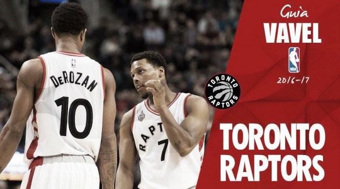 Guia VAVEL da NBA 2016/17: Toronto Raptors