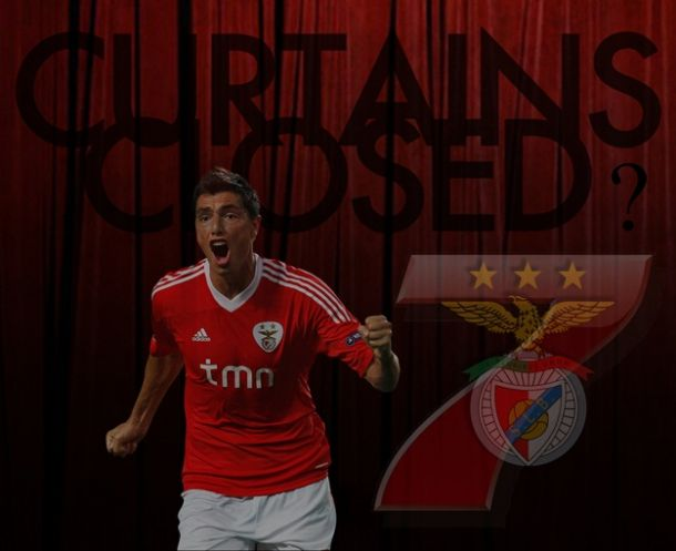 Cai o pano na relação entre Benfica e Cardozo?